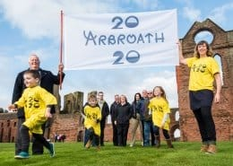 photo of 2020 Arbroath Celebration declaration of arbroath anniversary