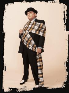 photo of actor Sylvester McCoy