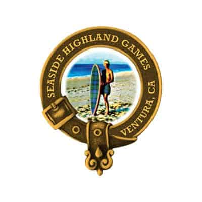 image of Seaside Highland Games logo