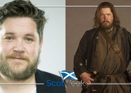 photo of Outlander's Grant O'Rourke