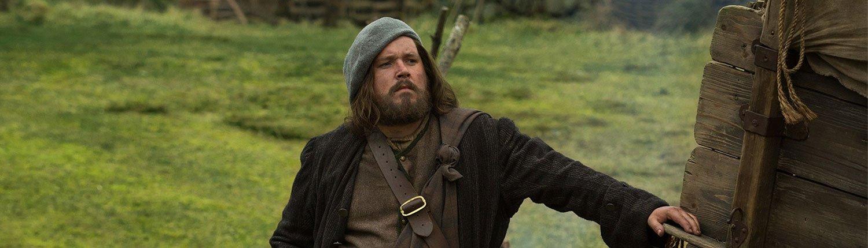 image of Outlander's Grant O'Rourke