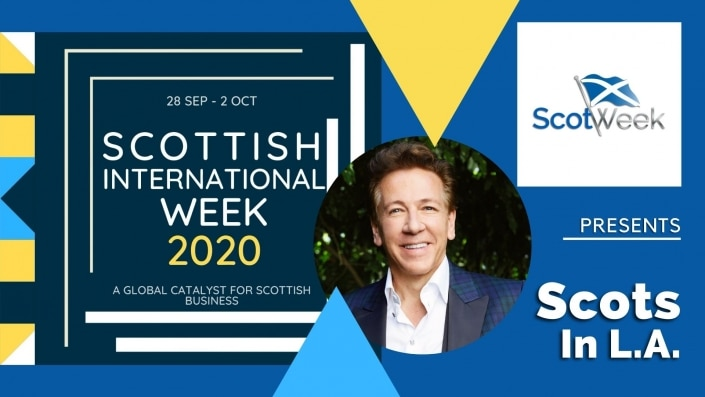 Feature Art -Scots In Los Angeles- ScotWeek - Scottish International Week