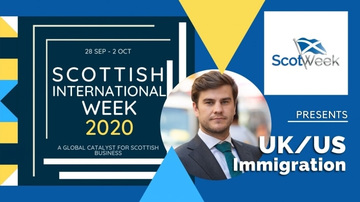Feature Art -US/UK Immigration: How To Navigate Our Special Relationship - Scottish International Week