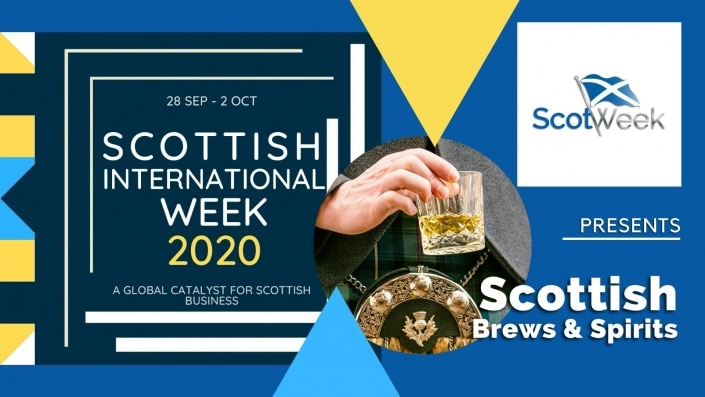 Feature Art - Scottish Spirits and Brews - Scottish International Week