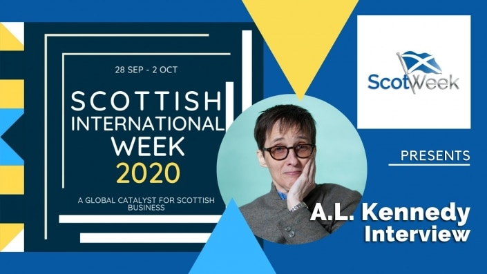 Feature Art - Scotland's Future – A.L. Kennedy - Scottish International Week