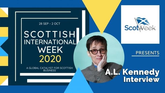 Feature Art - Scotland's Future – A.L. Kennedy - Scottish International Week