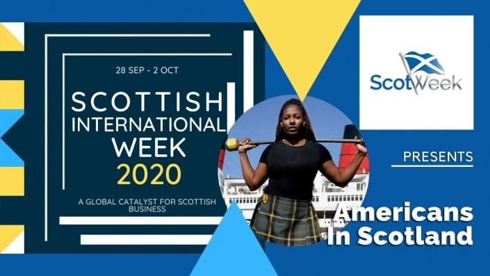 Feature Art - Celebrating Scotland In America - Scottish International Week