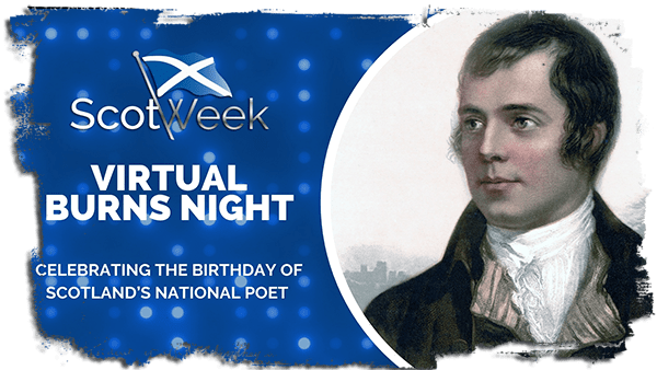 photo of ScotWeek Virtual Burns Night 2021