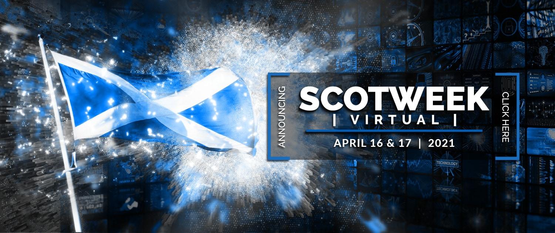 photo of ScotWeek Virtual 2021 Announcement