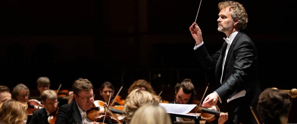 photo of RNSO Conductor • ScotWeek 2021 A Virtual Celebration of Modern Scottish Culture