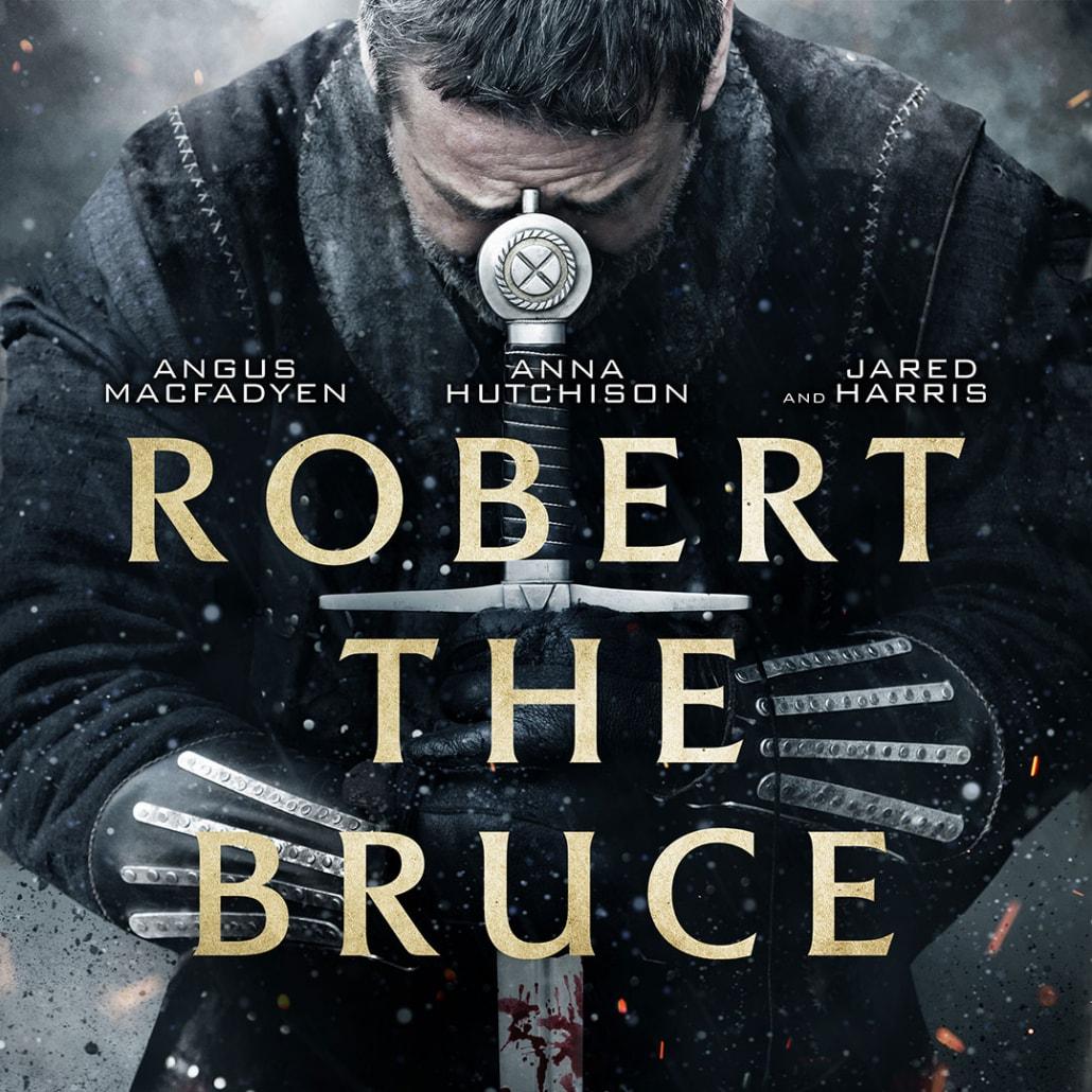 photo of Robert The Bruce Movie • ScotWeek 2021 A Virtual Celebration of Modern Scottish Culture