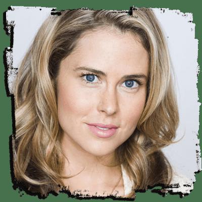 Anna Hutchinson<br />Actor