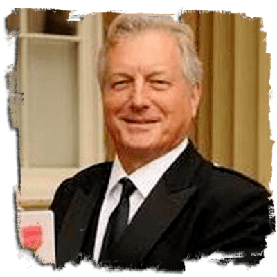 Peter Morris, OBE<br />Co-Founder