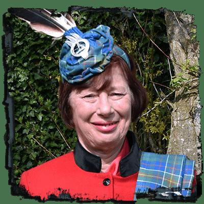 Madam Pauline Hunter<br />30th Clan Chief